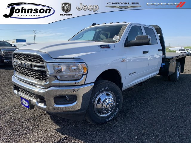2019 Ram 3500 Crew Cab DRW 4x4,  Knapheide Platform Body #C964909 - photo 1
