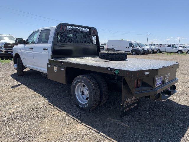 2019 Ram 3500 Crew Cab DRW 4x4, Knapheide Platform Body #C982458 - photo 1
