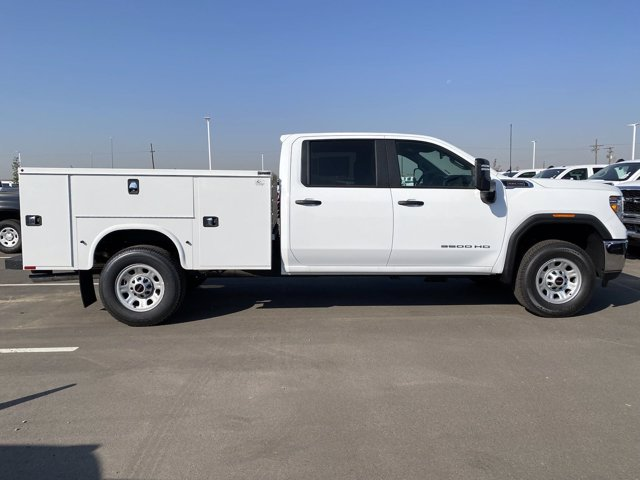2020 GMC Sierra 3500 Crew Cab 4x4, Knapheide Service Body #G013393 - photo 5