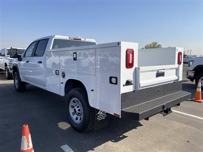 2020 GMC Sierra 3500 Crew Cab 4x4, Knapheide Service Body #G013393 - photo 2