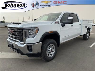 2020 GMC Sierra 3500 Crew Cab 4x4, Knapheide Service Body #G013886 - photo 1