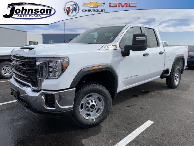2020 Sierra 2500 Double Cab 4x4, Pickup #G027090 - photo 1