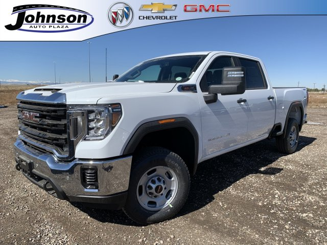 2020 Sierra 2500 Crew Cab 4x4,  Pickup #G050585 - photo 1