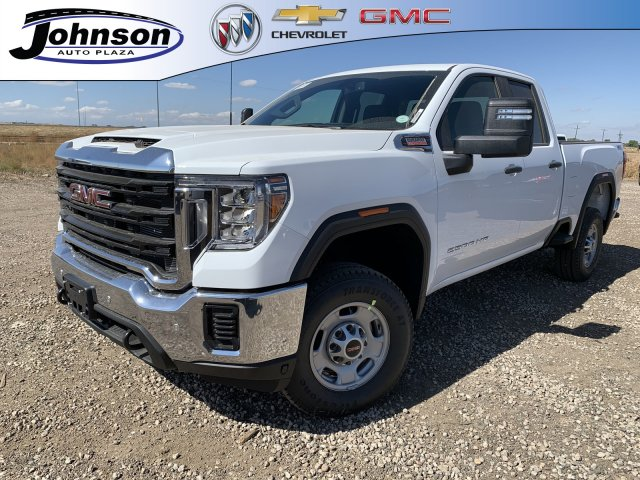 2020 Sierra 2500 Extended Cab 4x4,  Pickup #G051922 - photo 1