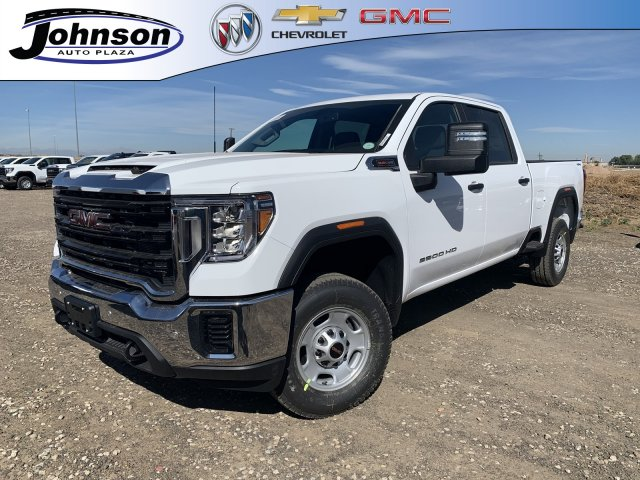 2020 Sierra 2500 Crew Cab 4x4, Pickup #G053203 - photo 1
