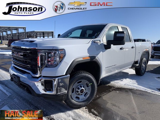 2020 Sierra 2500 Extended Cab 4x4, Pickup #G053302 - photo 1
