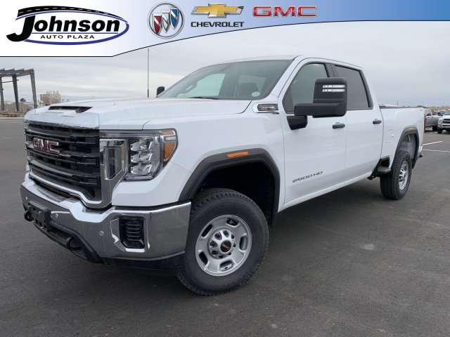 2020 Sierra 2500 Crew Cab 4x4, Pickup #G053527 - photo 1