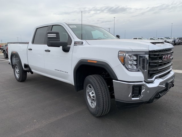 2020 Sierra 2500 Crew Cab 4x4, Pickup #G053527 - photo 3