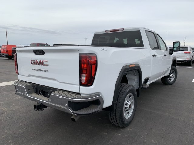 2020 Sierra 2500 Crew Cab 4x4, Pickup #G053527 - photo 5