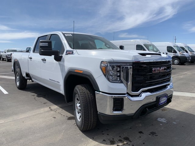 2020 Sierra 3500 Crew Cab 4x4, Pickup #G054558 - photo 5