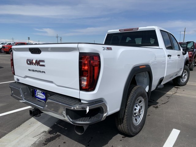2020 Sierra 3500 Crew Cab 4x4, Pickup #G054558 - photo 7