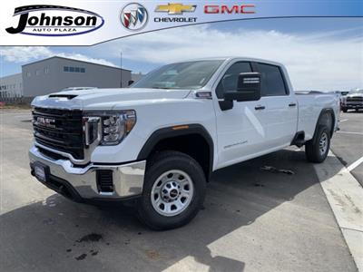 2020 Sierra 3500 Crew Cab 4x4, Pickup #G054558 - photo 1