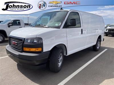 2020 GMC Savana 2500 4x2, Empty Cargo Van #G059225 - photo 1