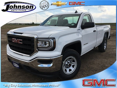 2017 Sierra 1500 Regular Cab Pickup #G731655 - photo 1