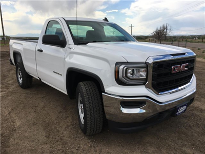 2017 Sierra 1500 Regular Cab Pickup #G731655 - photo 4