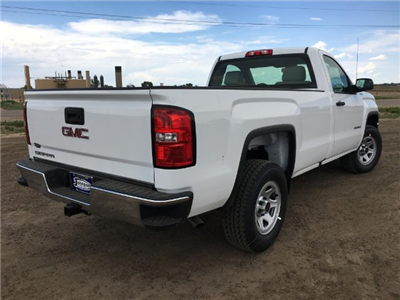 2017 Sierra 1500 Regular Cab Pickup #G731655 - photo 6