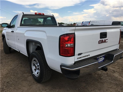 2017 Sierra 1500 Regular Cab Pickup #G731655 - photo 2