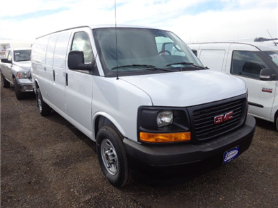 2017 Savana 3500 Cargo Van #G753941 - photo 9