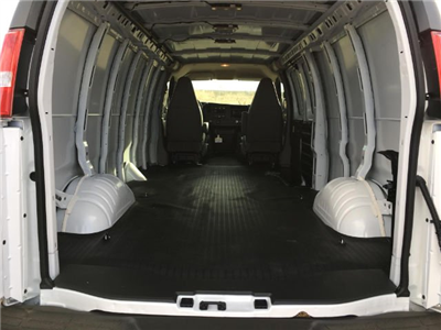 2017 Savana 3500 Cargo Van #G794397 - photo 2
