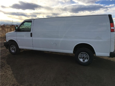 2017 Savana 3500 Cargo Van #G794397 - photo 10