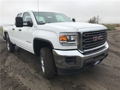 2017 Sierra 2500 Double Cab 4x4 Pickup #G795297 - photo 3