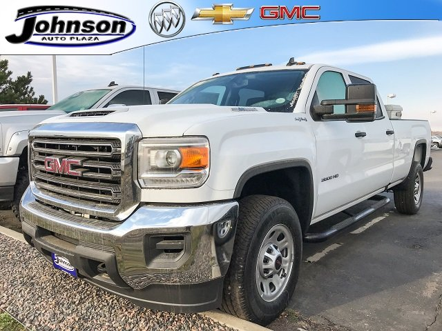 2018 Sierra 3500 Crew Cab 4x4 Pickup #G812375 - photo 1