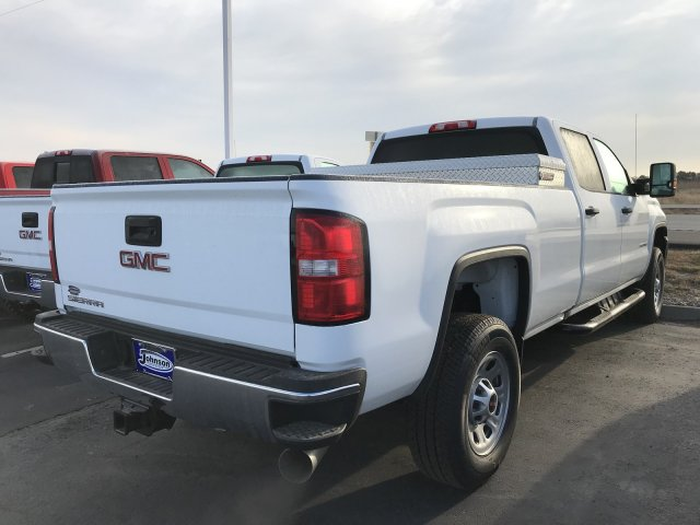 2018 Sierra 3500 Crew Cab 4x4 Pickup #G812375 - photo 5