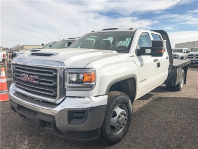2018 Sierra 3500 Crew Cab 4x4 Platform Body #G826533 - photo 1