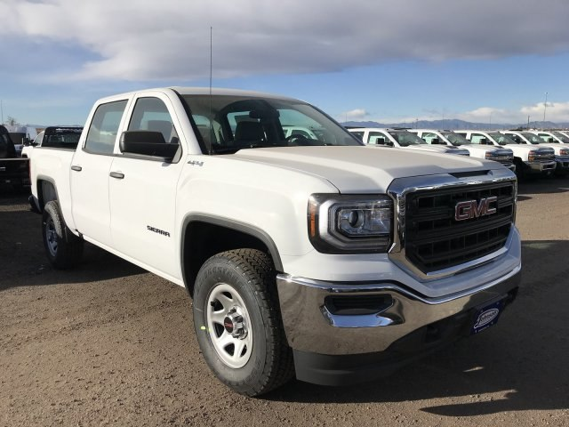 2018 Sierra 1500 Crew Cab 4x4 Pickup #G828979 - photo 4