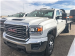 2018 Sierra 3500 Crew Cab 4x4 Platform Body #G828993 - photo 1