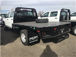 2018 Sierra 3500 Crew Cab 4x4 Platform Body #G828993 - photo 2