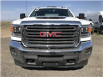 2018 Sierra 3500 Crew Cab DRW 4x4, Platform Body #G833102 - photo 3