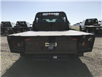 2018 Sierra 3500 Crew Cab DRW 4x4, Platform Body #G833102 - photo 5