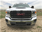 2018 Sierra 3500 Crew Cab DRW 4x4, Platform Body #G834274 - photo 3