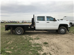 2018 Sierra 3500 Crew Cab DRW 4x4, Platform Body #G834274 - photo 5