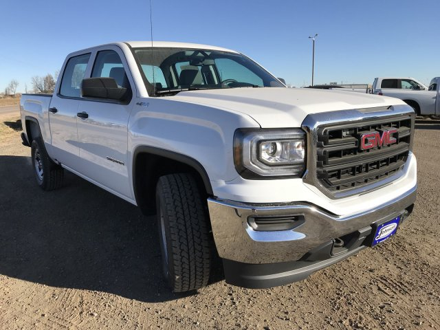 2018 Sierra 1500 Crew Cab 4x4 Pickup #G834974 - photo 4