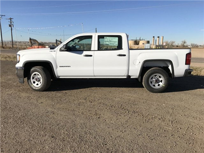 2018 Sierra 1500 Crew Cab 4x4 Pickup #G834974 - photo 7