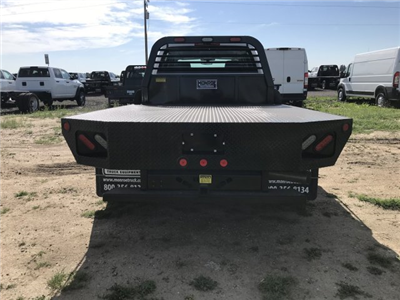 2018 Sierra 3500 Crew Cab DRW 4x4, Platform Body #G835412 - photo 7