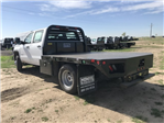 2018 Sierra 3500 Crew Cab DRW 4x4, Platform Body #G835412 - photo 2