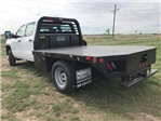 2018 Sierra 3500 Crew Cab DRW 4x4,  Freedom Platform Body #G835642 - photo 1