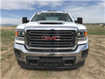 2018 Sierra 3500 Crew Cab DRW 4x4,  Platform Body #G836346 - photo 3