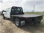 2018 Sierra 3500 Crew Cab DRW 4x4,  Freedom Platform Body #G836346 - photo 1