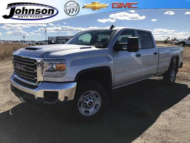 2018 Sierra 2500 Crew Cab 4x4,  Pickup #G838139 - photo 1