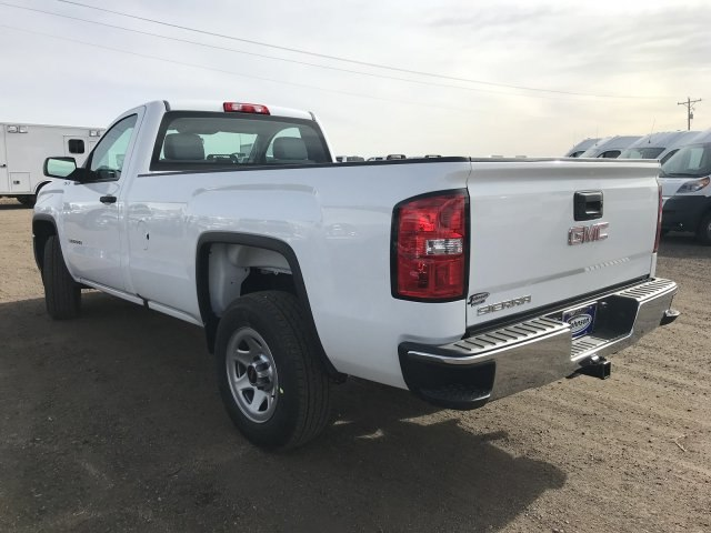 2018 Sierra 1500 Regular Cab 4x4,  Pickup #G840403 - photo 2