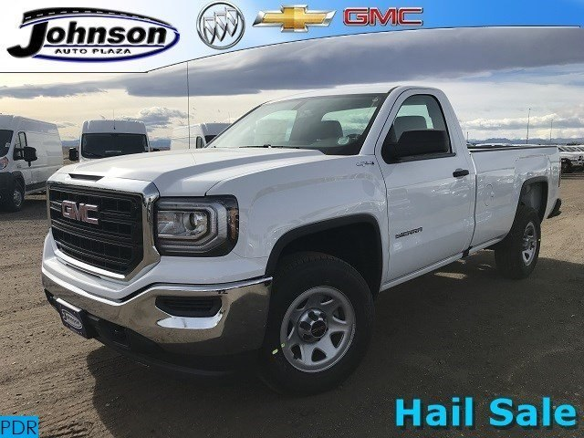 2018 Sierra 1500 Regular Cab 4x4,  Pickup #G840403 - photo 1