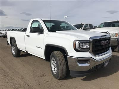 2018 Sierra 1500 Regular Cab 4x4,  Pickup #G840403 - photo 4