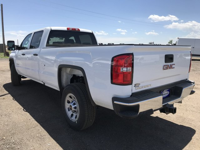 2018 Sierra 3500 Crew Cab 4x4,  Pickup #G857793 - photo 2