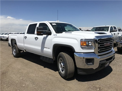 2018 Sierra 3500 Crew Cab 4x4,  Pickup #G857793 - photo 4