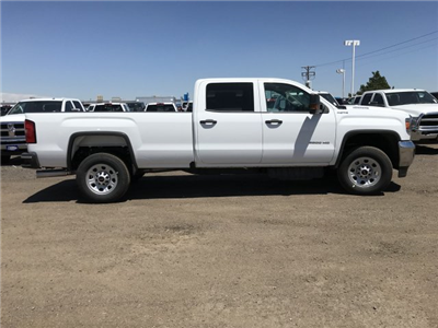 2018 Sierra 3500 Crew Cab 4x4,  Pickup #G857793 - photo 5