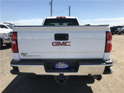 2018 Sierra 3500 Crew Cab 4x4,  Pickup #G857793 - photo 7